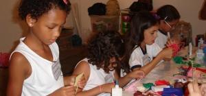 Oficinas de arte - Exposição Roberto Burle Marx II - INSTITUTO CARIOCA DE EDUCAÇÃO - 26 de març18
